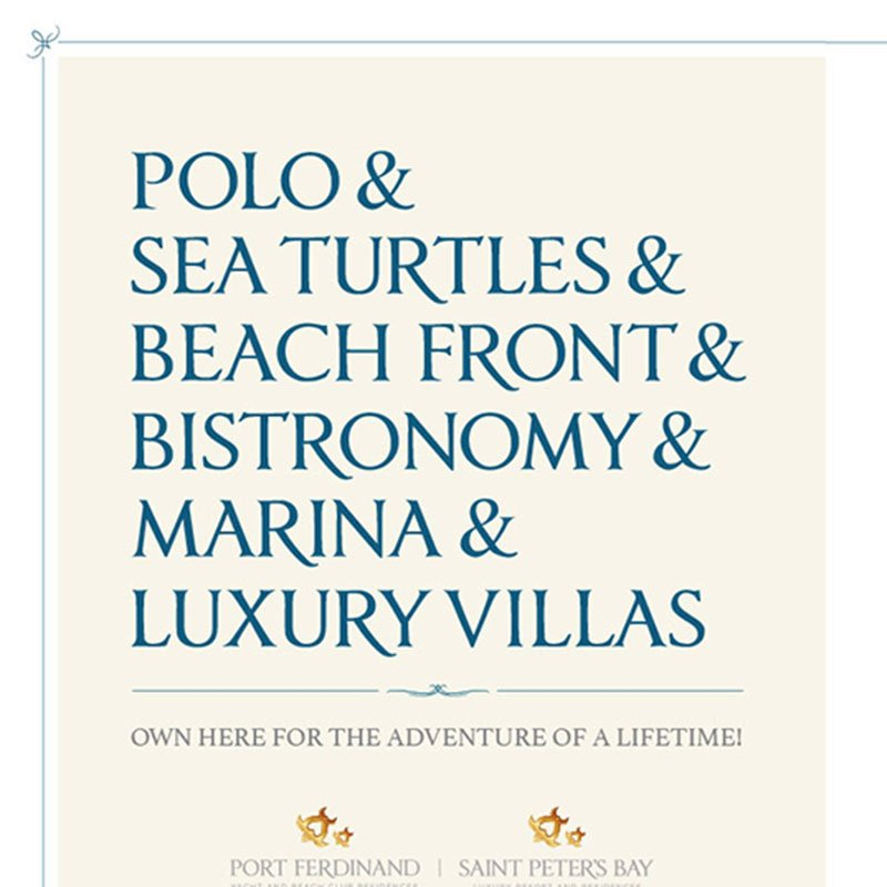 luxury real estate marketing services
