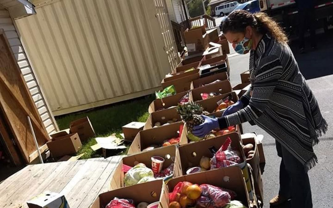 Thousands of Meals Donated to Madison County Families in Need