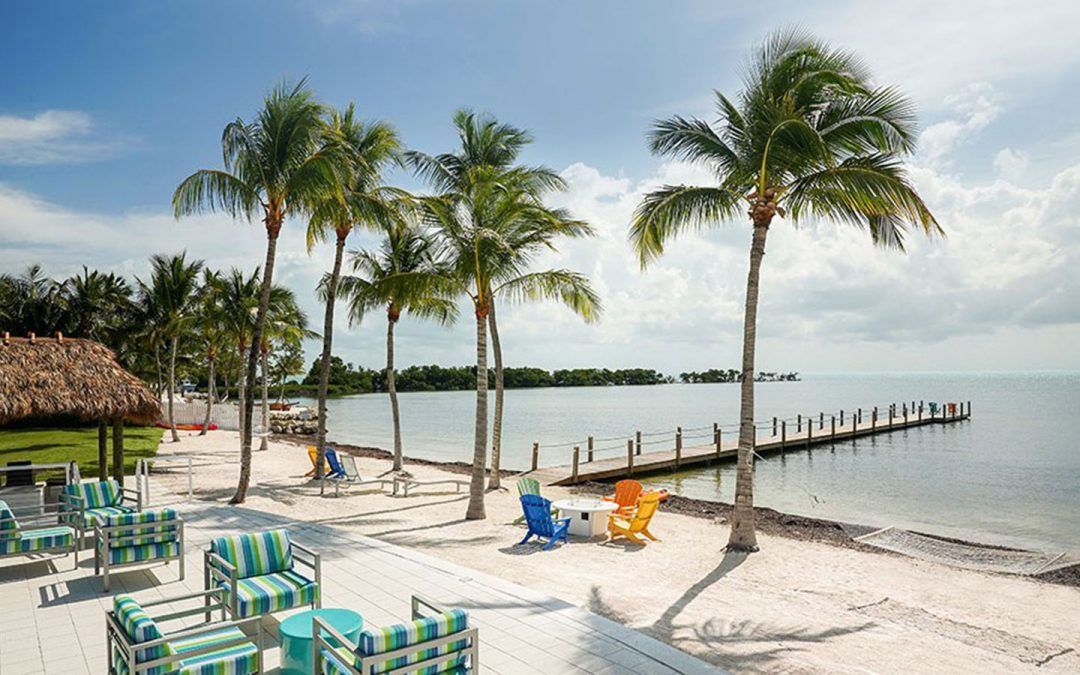 This Oceanfront Florida Keys Retreat Comes With Its Own Yacht Valet