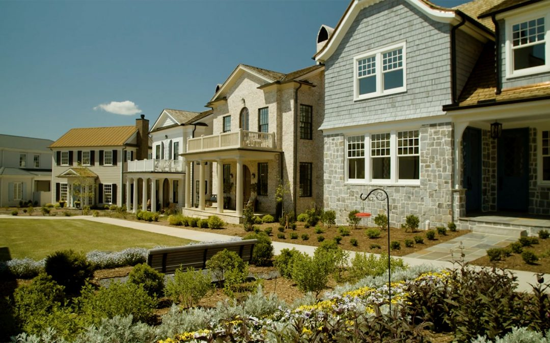 New Trend in the Affluent Market: Private Communities