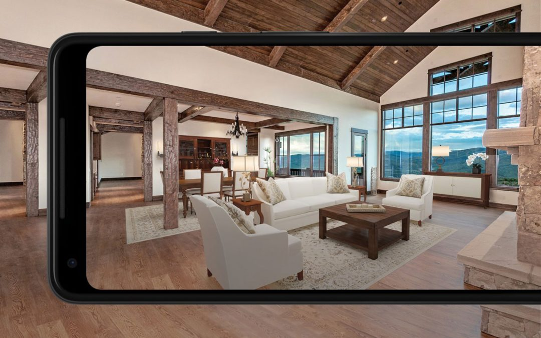 Augmented Reality: A Virtual Gamechanger for the Real Estate Industry